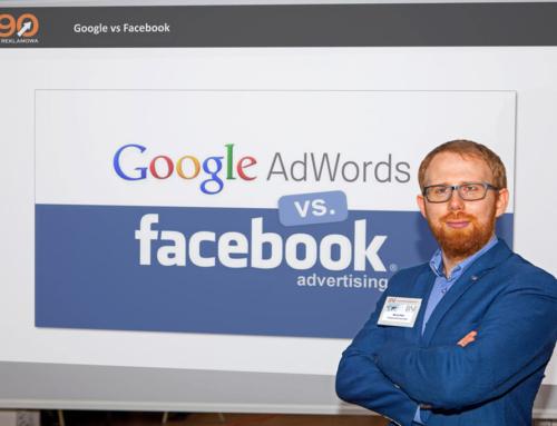 Reklama wGoogle inaFacebooku – prezentacja naBNI Zagłębie wDąbrowie Górniczej