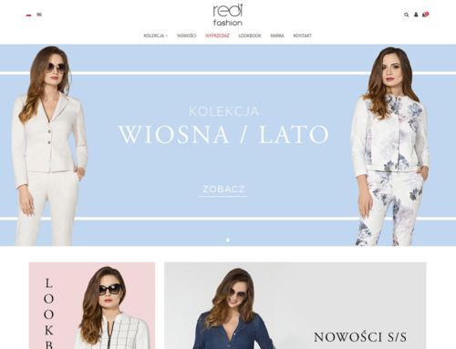Administracja sklepu internetowego PrestaShop – RediFashion.com zŁodzi