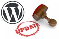Wordpress Aktualizacja