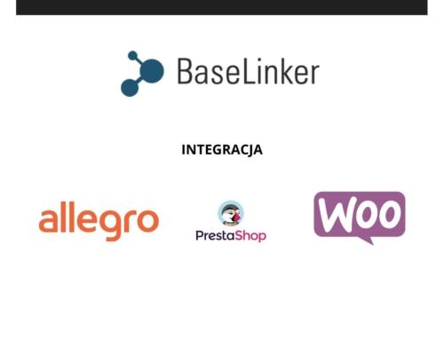 Integracja baselinker + PrestaShop / WordPress WooCommerce